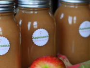 Homemade Applesauce found on PunkDomestics.com